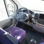 Cabin on the new van