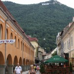 Brasov (Hollywood) sign