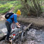 Crossing the creek - part one