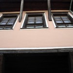 House where Lamartine stayed for 3 days on his way to Constantinople