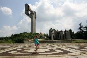 Stara Zagora - another socialist monument