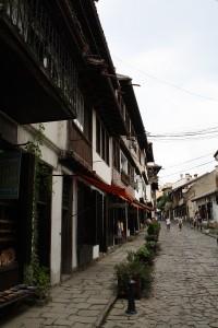 Veliko Turnovo, old town