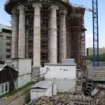 Part of the Work In Progress that is Skopje 2014