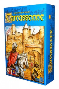 Carcassonne, the board game