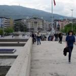 The New Centre of Skopje