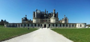 Chateau Chambord in all its glory