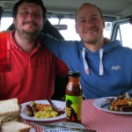 Making good to Pete on my promise of a Camperissimo fry-up