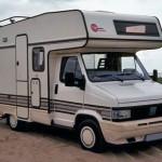 Fiat Ducato Camper - Bürstner Mobil A-550