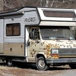 """Fiat Ducato Camper - Arca """"America"""""""