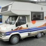 Fiat Ducato Camper - Dethleff's