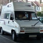 Fiat Ducato Camper - Elddis