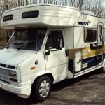 "Fiat Ducato Camper - Elddis ""Autostratus"""