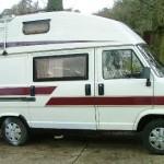 Fiat Ducato Camper - HYMER Car 3