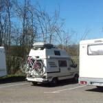No camper van shortage here, nosir.