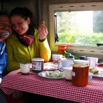 Our Camper Van Easter
