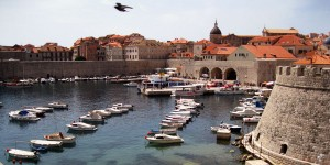 Dubrovnik, from Outside the Old Town
