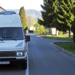 Parked Up in Villach