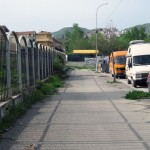 A Great Place to Park, Relatively Speaking for Tirana