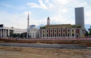 Tirana, City Centre