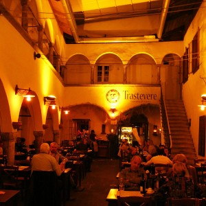 Trastevere Restaurant in Villach