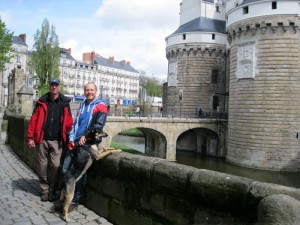 Our Walking Tour of Nantes